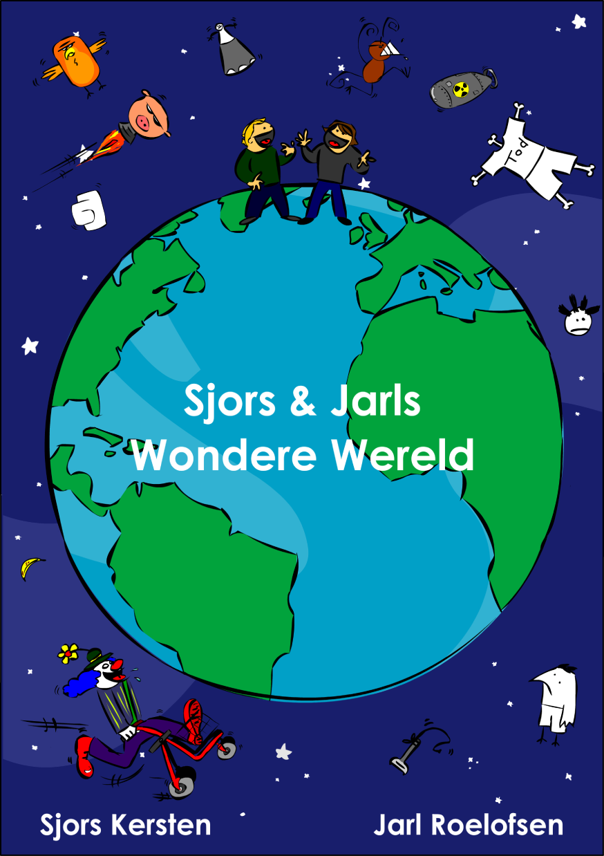 Sjors & Jarls Wondere Wereld